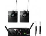 Инструментальная радиосистема AKG WMS40 Mini2 Instr. Set US45A/C